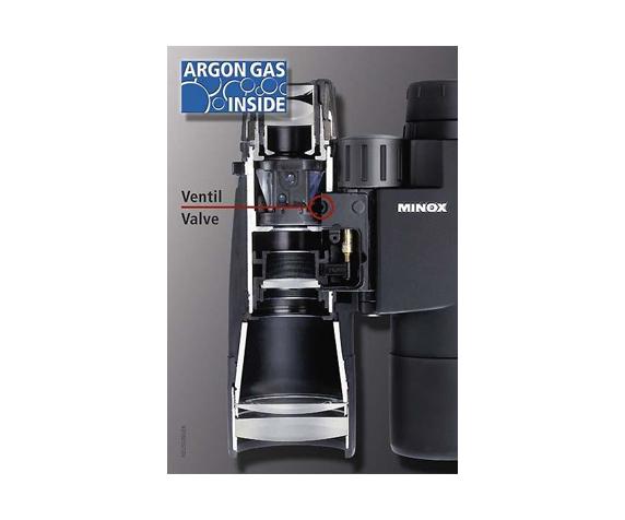 Бинокль MINOX HG 8x43 BR - фото 2