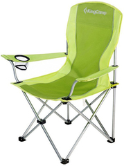 Кресло кемпинговое Kingcamp Arms Chair (84Х50Х96) green