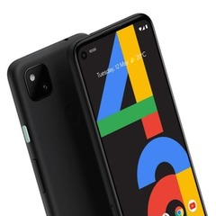 Смартфон Google Pixel 4A 6/128GB Just Black (Черный)