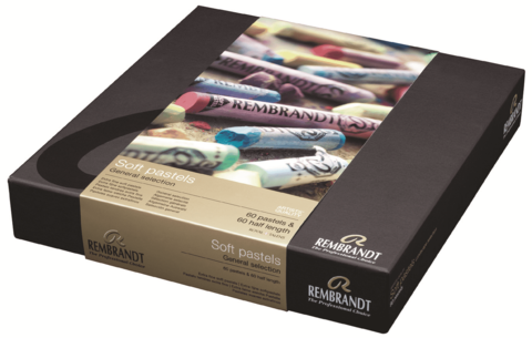 Набор пастели REMBRANDT Мастер - 120 цветов (основной) 1 и 1/2