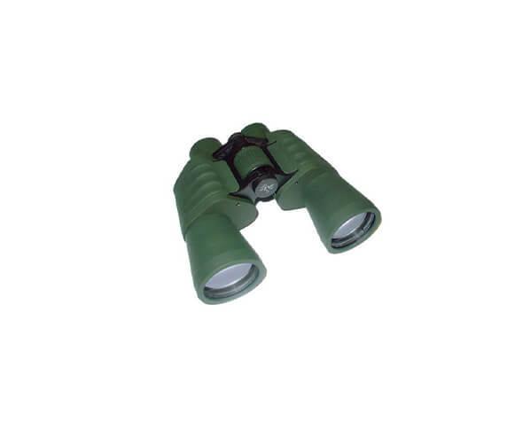 Бинокль Navigator 10x50 Profi, зеленый - фото 2