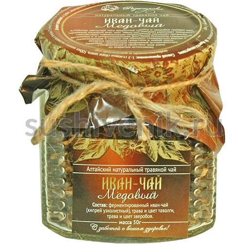 Чайный напиток Иван-чай Медовый