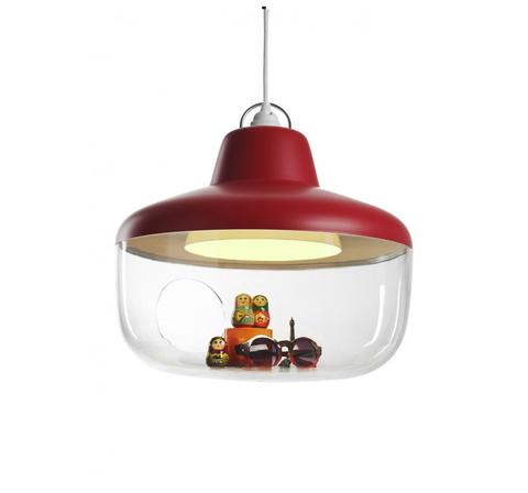 Подвесной светильник копия Favorite Things by Eno Studio (красный)
