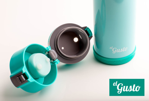 Термокружка El Gusto Agua (0,35 литра), мятная