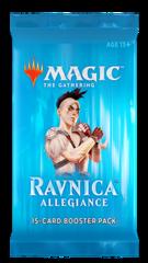 Бустер выпуска «Ravnica Allegiance» (английский)