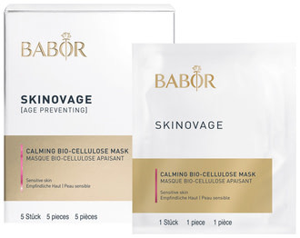 Маска тканевая успокаивающая Babor Skinovage Calming Cellulose Mask 1шт