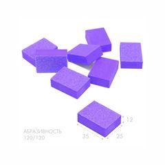 Баф мини, цвет фиолетовый 120/120