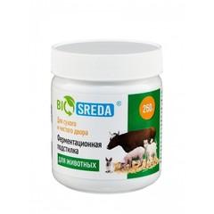 """Ферментационная подстилка """"Biosreda"""" для с/х животных, 250 гр"""