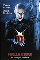Постер Арт Восставший из ада Пинхед