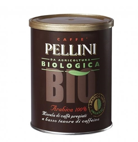 Кофе молотый Pellini BIO