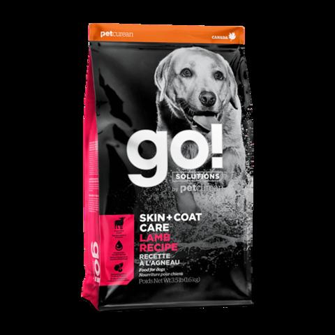 Go! Skin + Coat Сухой корм для щенков и собак с ягненком