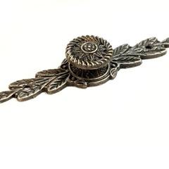 Ф001 Ручка декоративная металл