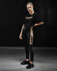 Женские лосины Olimp Gold Series Black