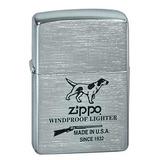 Зажигалка ZIPPO Hunting Tools Brushed Chrome (200 Hunting Tools)