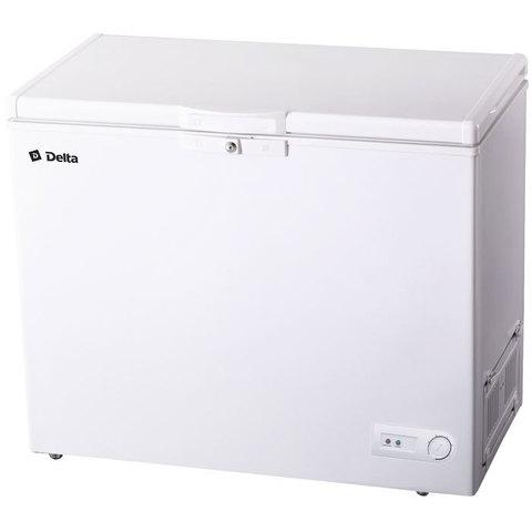 Ларь морозильный низкотемпературный 235л DELTA D-235НК