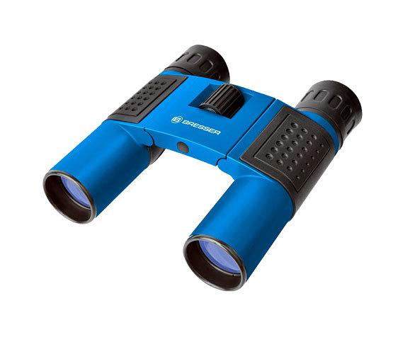 Компактный бинокль Bresser Topas 10 25 Blue