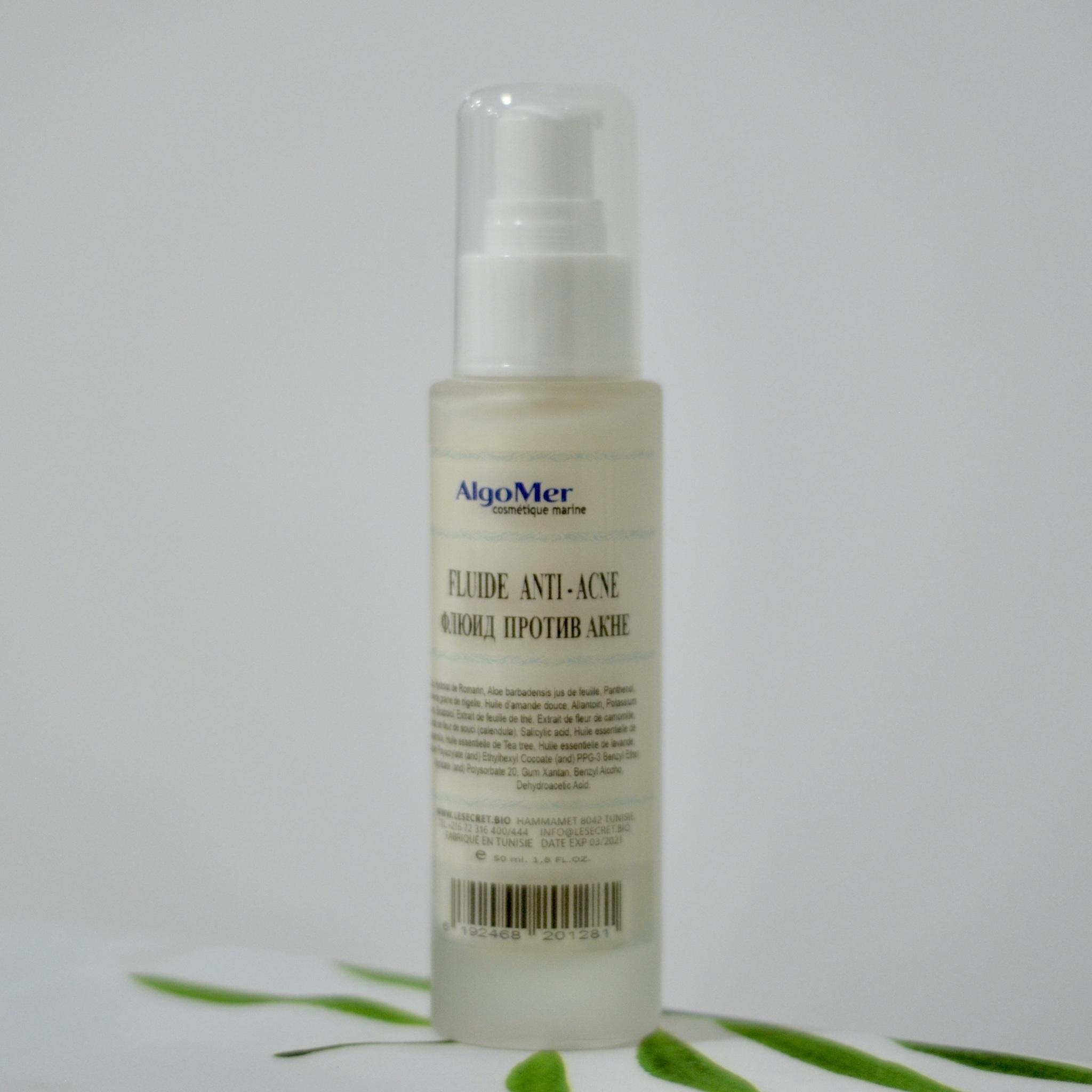 Algomer Fluide Anti-Acne