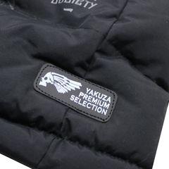Жилетка черная Yakuza Premium 3085