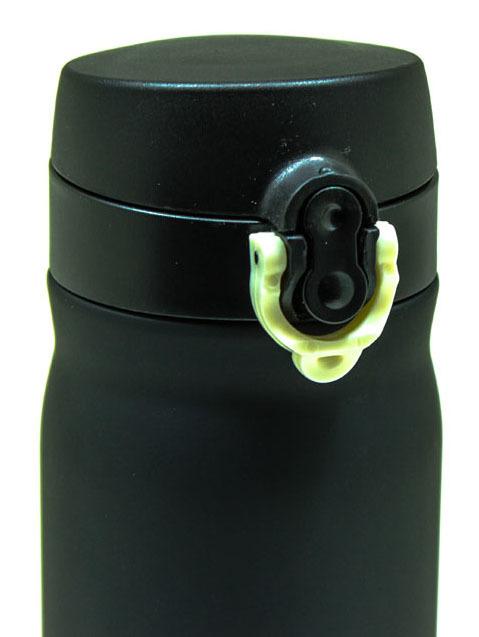 Термос-кружка Kamille 360 мл. черный