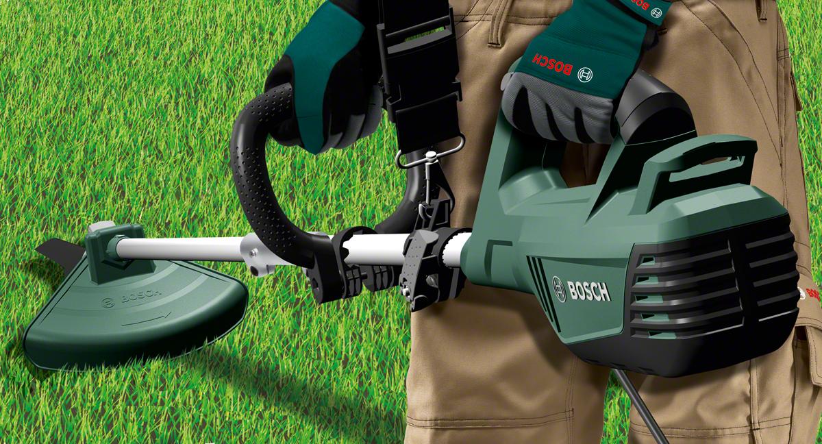 Электрокоса Bosch AFS 23-37