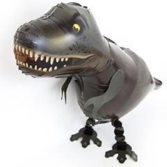 К Ходячая Фигура, Динозавр Тираннозавр, 28''/71 см, 1 шт.