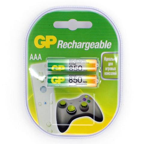 Аккумулятор GP 850mAh