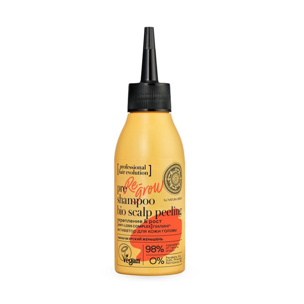 Пилинг-активатор для кожи головы Re-Grow укрепление и рост волос Hair Evolution