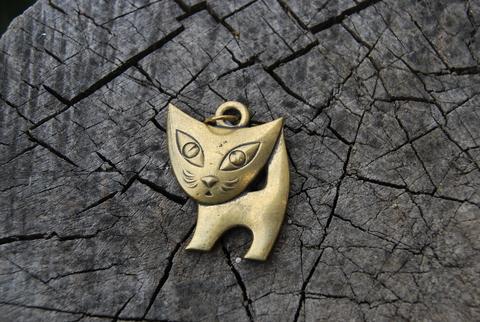 Кулон Просто Кошка