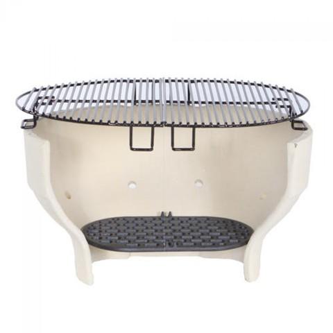 Керамический гриль Primo Round Large