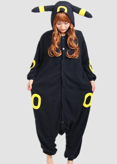 Пижамы кигуруми Умбреон Покемон-Умбреон_2.png
