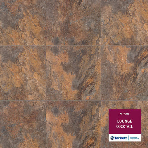 Винил Tarkett Lounge COCKTAIL плитка 457,2х457,2  | TARKETT
