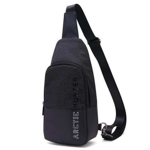 Однолямочный рюкзак  ARCTIC HUNTER XB00058 Черный