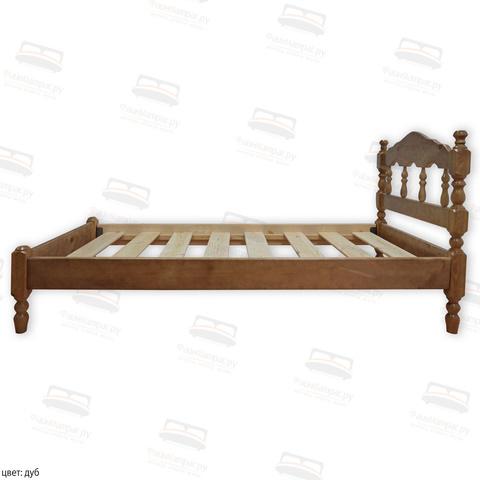 Кровать Шале Никоя 2 с основанием