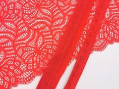 Крючки-петли на ленте, красный, (Арт: KPL-100)