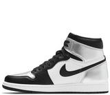 Кроссовки Nike Air Jordan 1 Retro Silver Toe