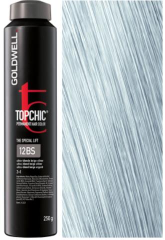 Goldwell Topchic 12BS серебристо-бежевый блондин TC 250ml