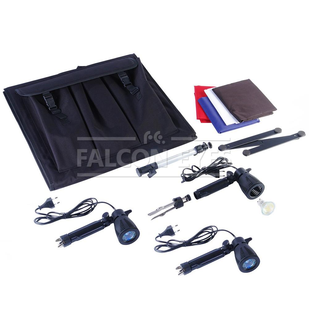 Falcon Eyes PBK-50AB-3LED