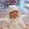 Капор (шапочка-шлем) для малыша