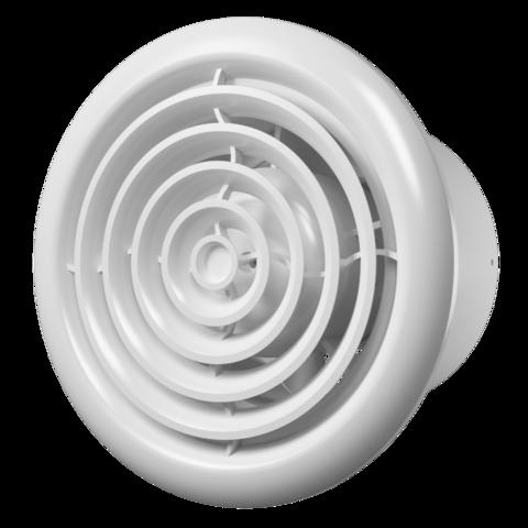 Вентилятор FLOW 4C BB D100 (двигатель на шарикоподшипниках, с обратным клапаном)