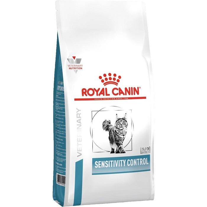 Сухой корм Корм для кошек, Royal Canin Sensitivity Control SC27 Feline, при пищевой аллергии/непереносимости, с уткой 736004.jpg