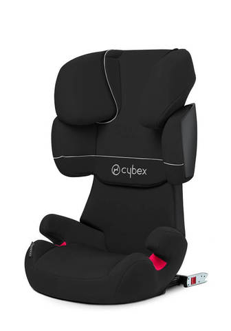 Автокресло Cybex Solution X-Fix Pure Black