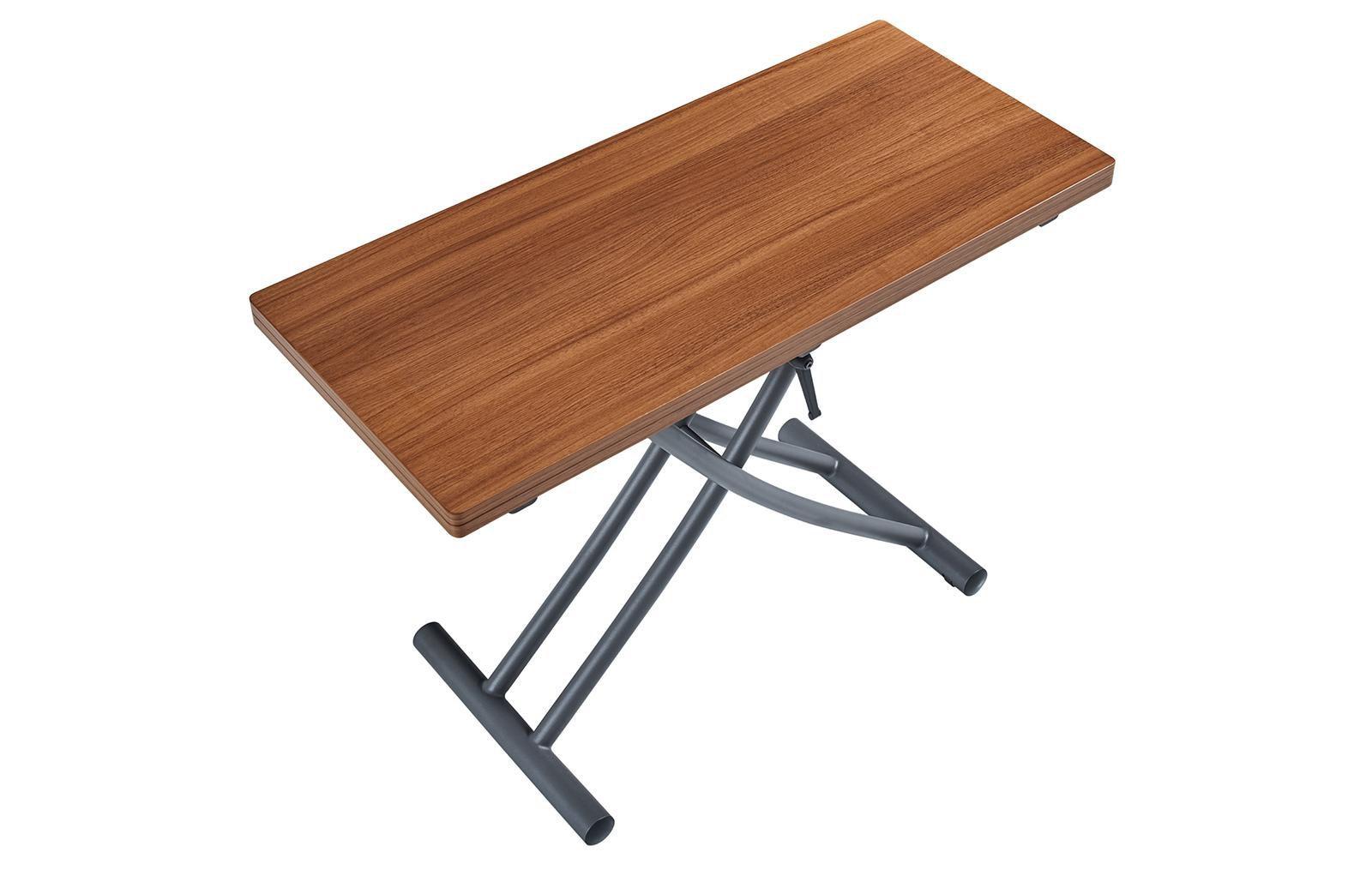 Стол B2442-3AG орех