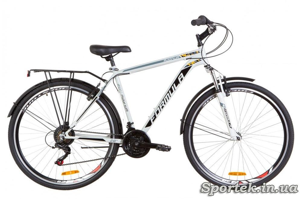 Городской мужской велосипед Formula Magnum AM с колесами 28 дюймов (рост 175-195 см)