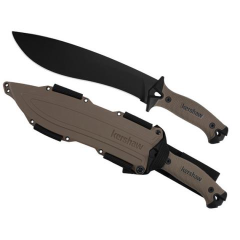 Нож KERSHAW Camp 10 1077TAN
