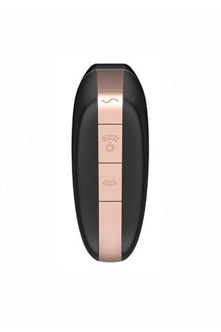 Вакуумно-волновой вибростимулятор Satisfyer Love Triangle с возможностью управления через приложение