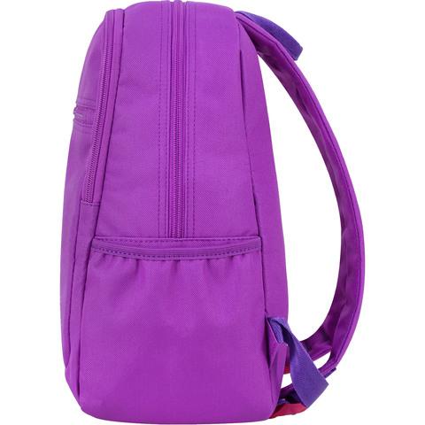 Рюкзак Bagland Young 13 л. фиолетовый (0051066)