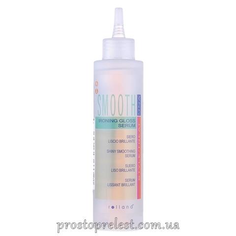 Rolland Una Smooth Ironing Gloss Serum - Сироватка для розгладження і блиску волосся