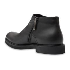 Кожаные ботинки Barcly 94208 на меху