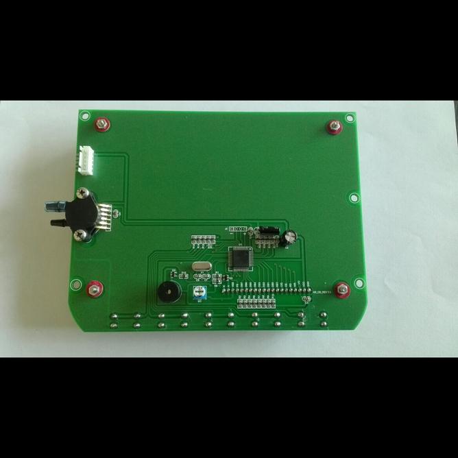 Управляющая плата-дисплей от аппарата BC-M6