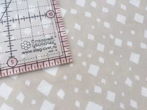 Ткань для пэчворка, хлопок 100% (арт. M0211)